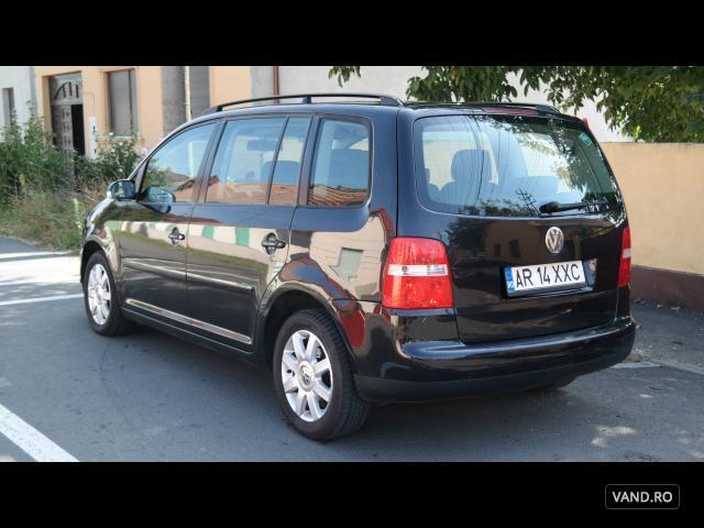 Vand Volkswagen Touran 2004 GPL