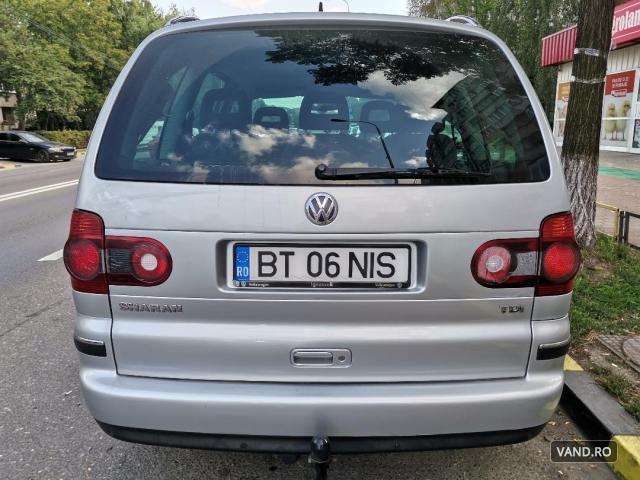 Vand Volkswagen Sharan 2009 Diesel