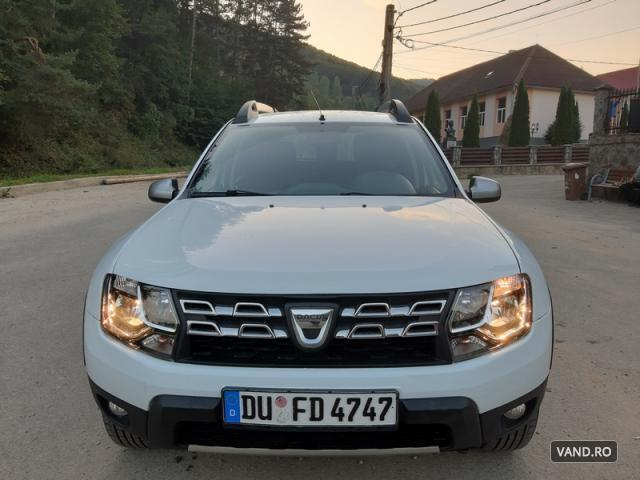 Vand Dacia Duster 2017 Diesel