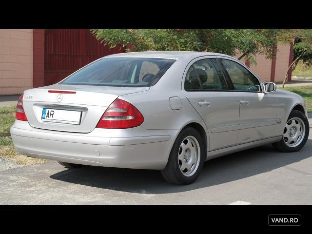 Vand Mercedes-Benz E 220 2004 Diesel