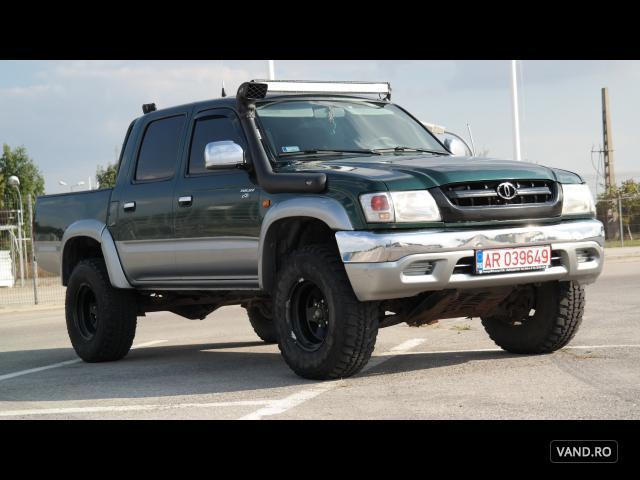 Vand Toyota Hilux 2005 Diesel