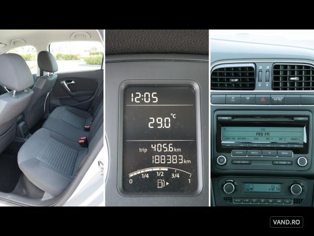 Vand Volkswagen Polo 2011 Diesel