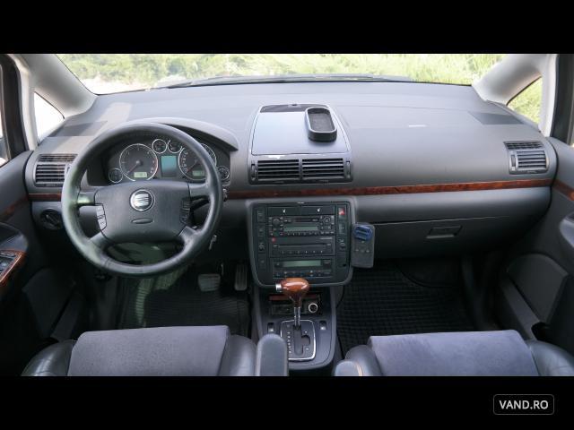 Vand Seat Alhambra 2003 Diesel