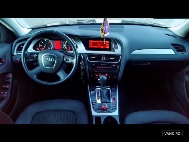 Vand Audi A4 0