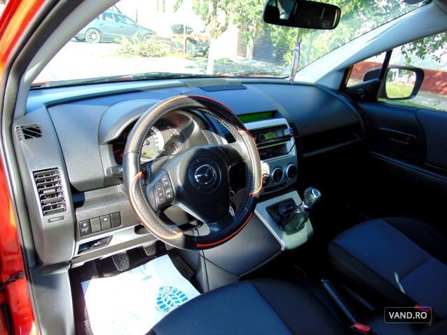 Vand Mazda 5 2007 Benzina