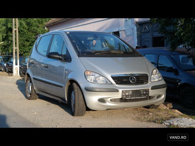 Vand Mercedes-Benz A 170 2002 Diesel