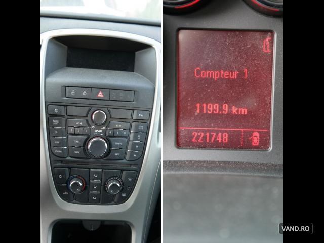 Vand Opel Astra 2011 Diesel
