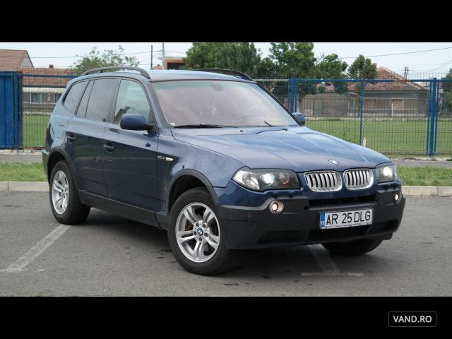 Vand BMW X3 2006 Diesel