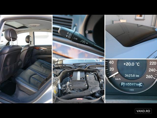 Vand Mercedes-Benz E 200 2005 Benzina