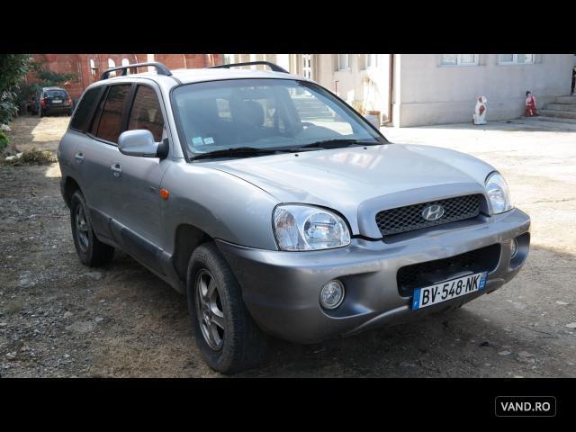 Vand Hyundai Santa Fe 2004 Diesel