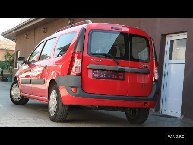 Vand Dacia Logan MCV 2007 Diesel