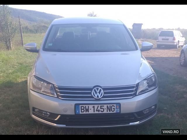 Vand Volkswagen Passat 2012 Benzina_gnc