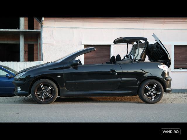 Vand Peugeot 206 CC 2003 Benzina