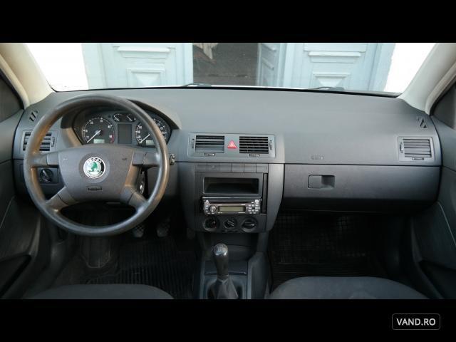 Vand Škoda Fabia 2004 Diesel