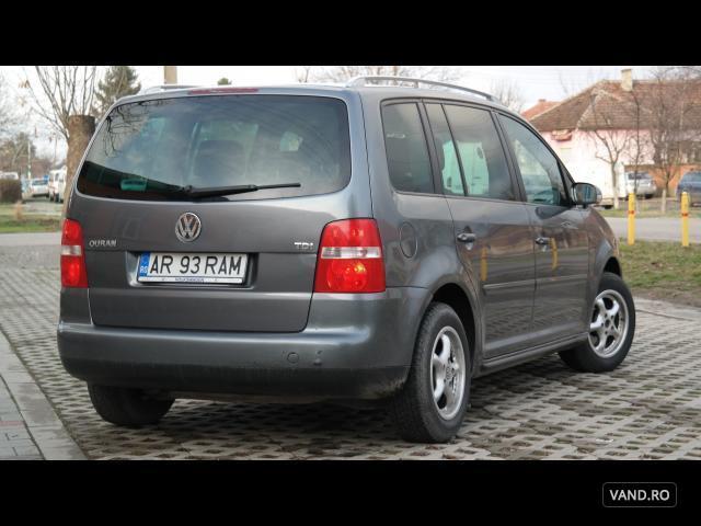 Vand Volkswagen Touran 2005 Diesel