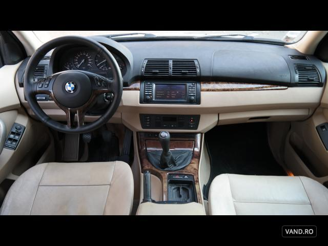 Vand BMW X5 2003 Diesel