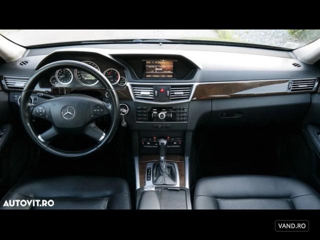 Vand Mercedes-Benz E 220 2011 Diesel
