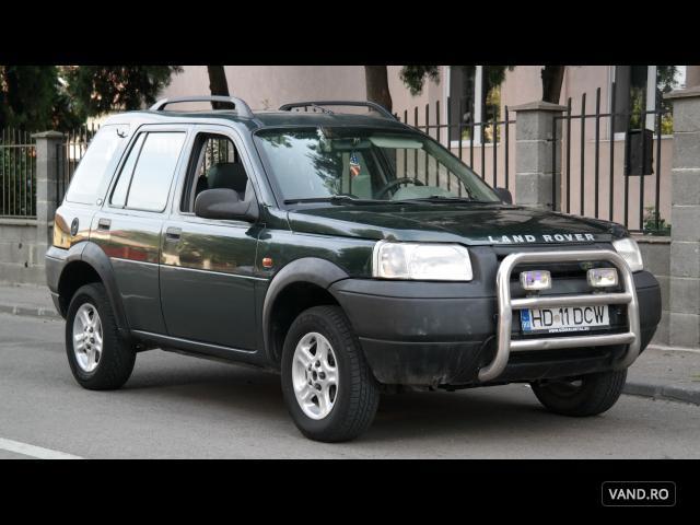 Vand Land Rover Freelander 2000 Diesel