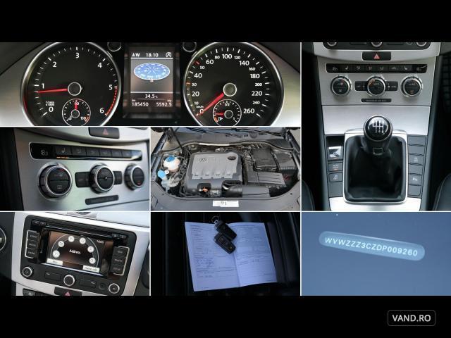Vand Volkswagen Passat 2012 Diesel