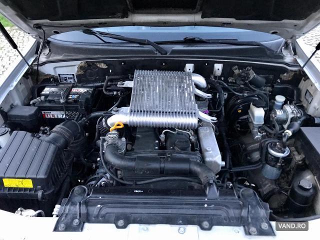 Vand Hyundai Terracan 2002 Diesel