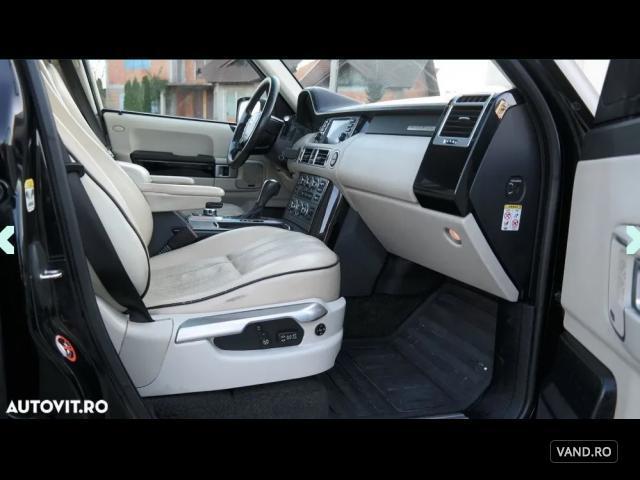 Vand Land Rover Range Rover 2008 Diesel