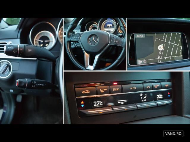 Vand Mercedes-Benz E 220 2015 Diesel