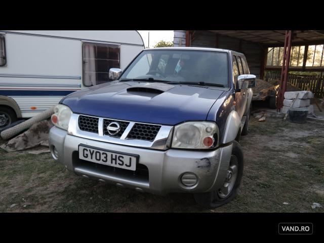 Vand Nissan Navara 2003 Diesel