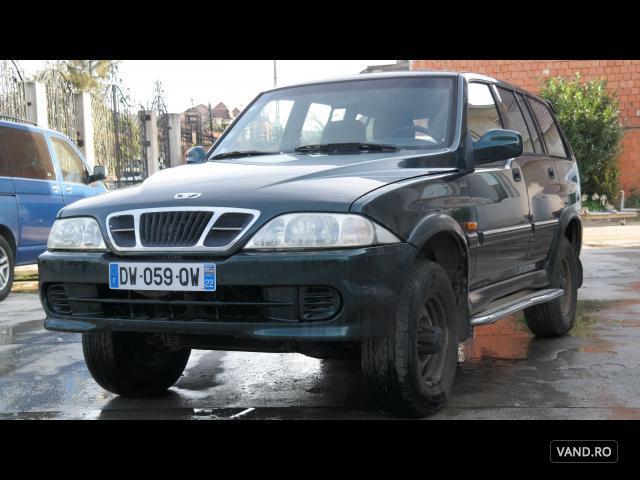 Vand SsangYong  2001 Diesel