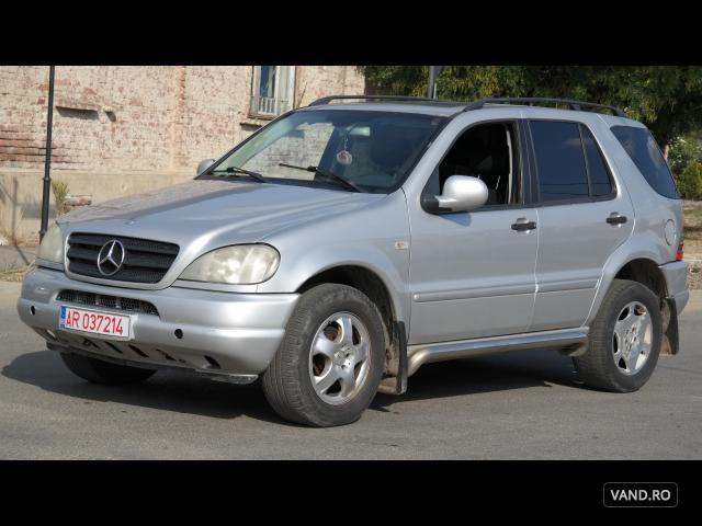 Vand Mercedes-Benz ML 270 2002 Diesel