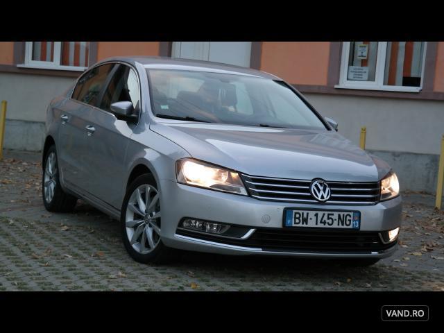 Vand Volkswagen Passat 2011 Diesel