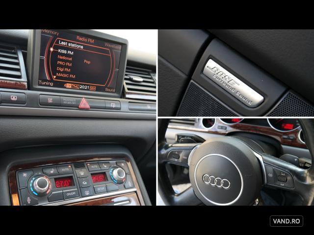 Vand Audi A8 2005 Diesel