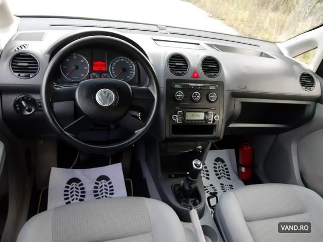 Vand Volkswagen Caddy 2009 Diesel