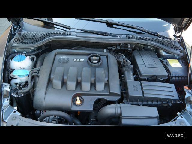 Vand Škoda Octavia 2007 Diesel