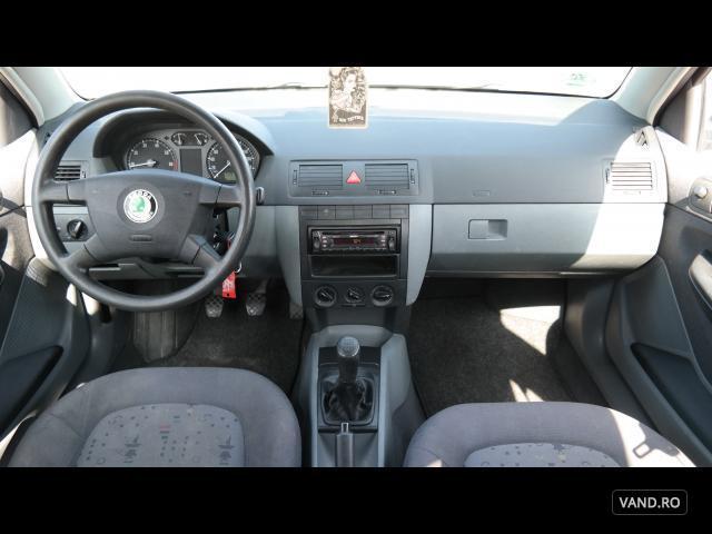 Vand Škoda Fabia 2003 Benzina
