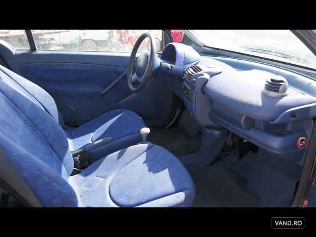 Vand Smart Fortwo 1999 Benzina