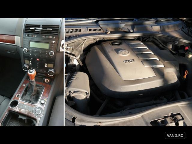 Vand Volkswagen Touareg 2004 Diesel