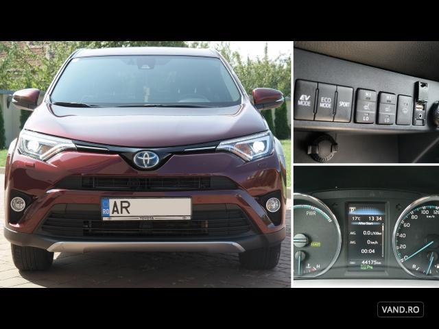 Vand Toyota RAV4 2017 Electric
