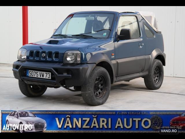 Vand Suzuki Jimmy 2004 Diesel