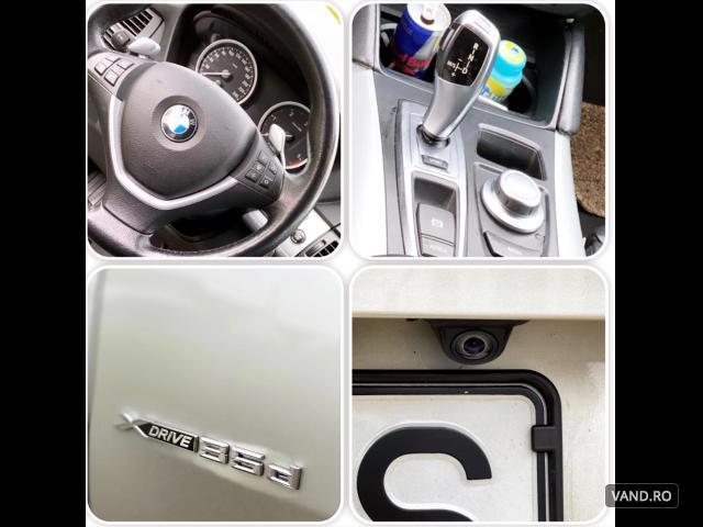 Vand BMW X6 2008 Diesel