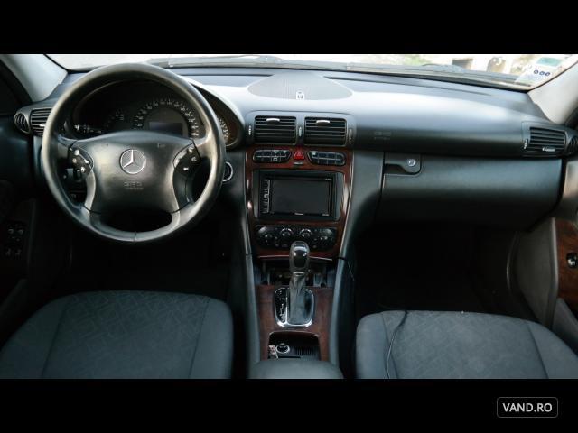 Vand Mercedes-Benz C 220 2002 Diesel