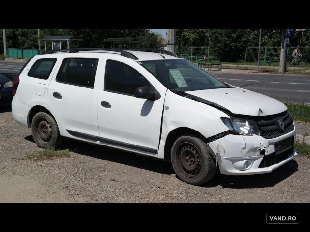 Vand Dacia Logan MCV 2013 Benzina