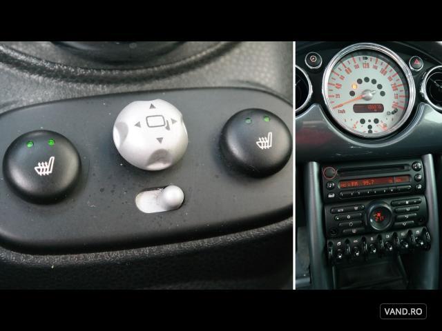 Vand Mini Cooper 2006 Benzina