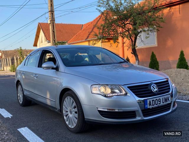 Vand Volkswagen Passat 2009 Diesel