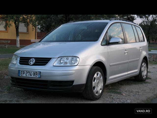 Vand Volkswagen Touran 2004 Diesel
