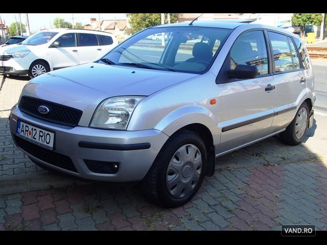 Vand Ford Fusion 2002 Diesel