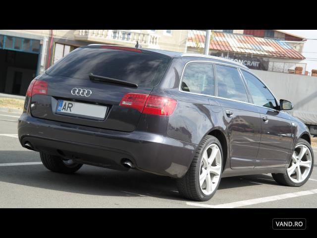 Vand Audi A6 2007 Diesel