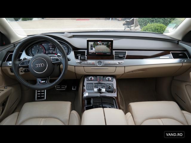 Vand Audi S8 2014 Benzina