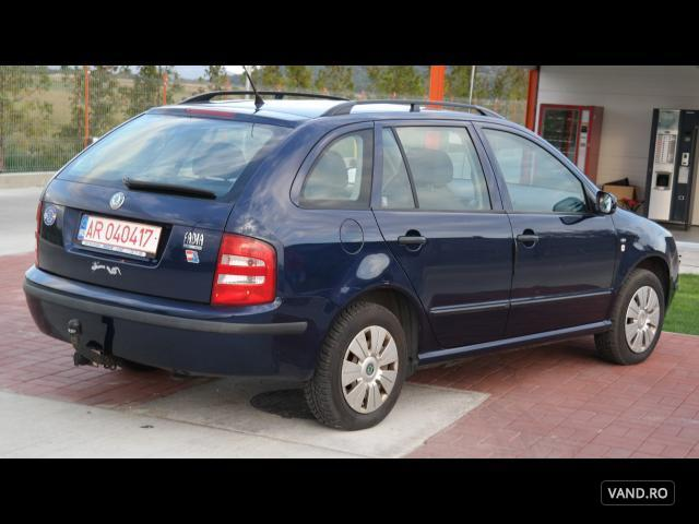 Vand Škoda Fabia 2002 Diesel