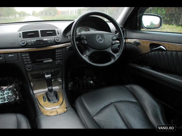 Vand Mercedes-Benz E 220 2008 Diesel