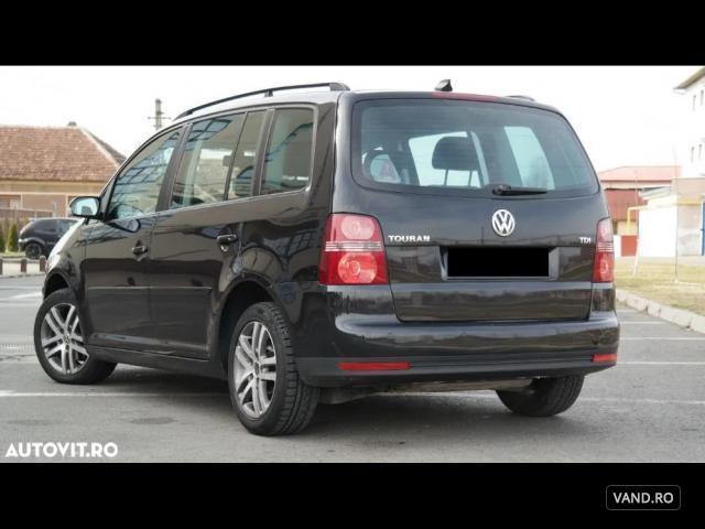 Vand Volkswagen Touran 2008 Diesel